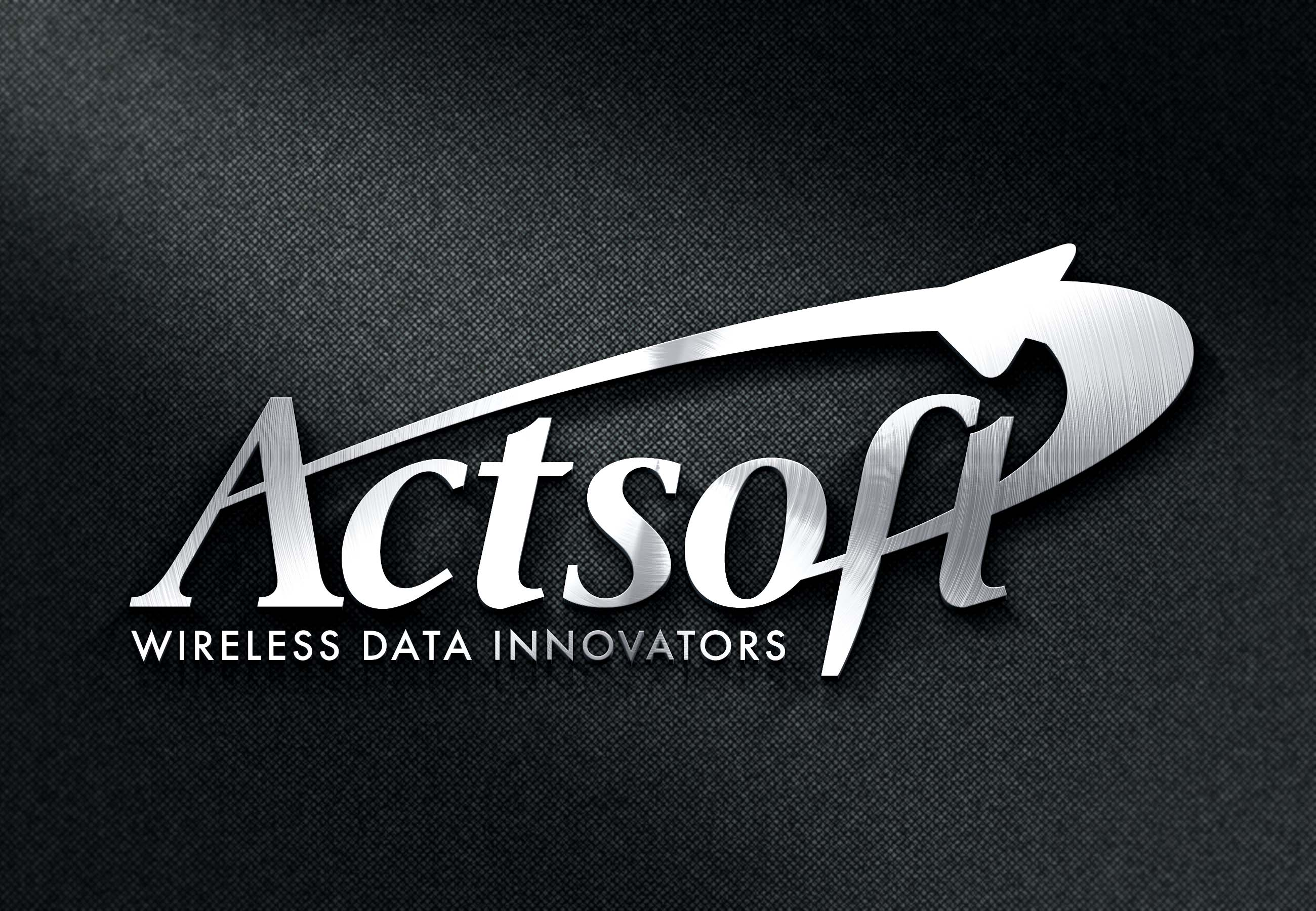 actsoft logo sign